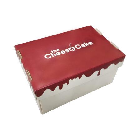 Коробка под десерты - 7,5х10х15,5
