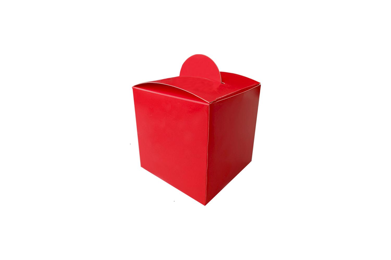 Коробка для конфет и подарков - 10,5х10,5х10,5