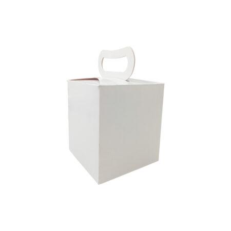 Коробка для конфет и подарков - 13,5х12х12