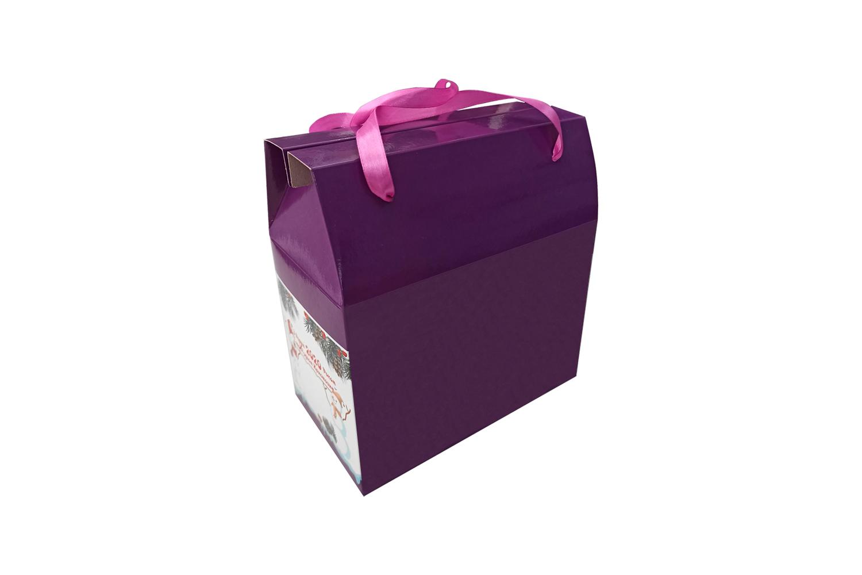 Коробка для конфет и подарков - 11х20,5х19